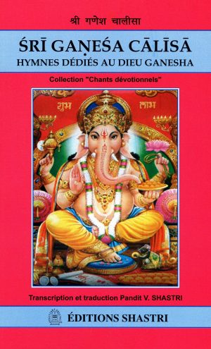 Ganesha Calisa Couverture