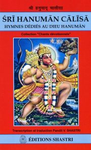Hanuman Calisa Couverture