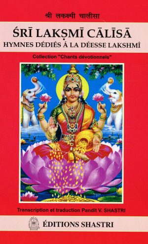 Lakshmi Calisa Couverture
